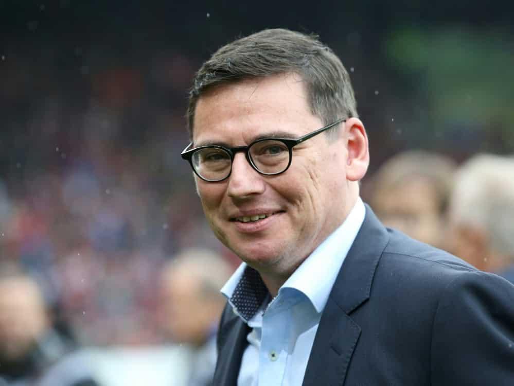 Oliver Leki kritisiert den DFB . ©FIRO/SID