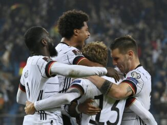 Deutschland will zur Weltmeisterschaft 2022