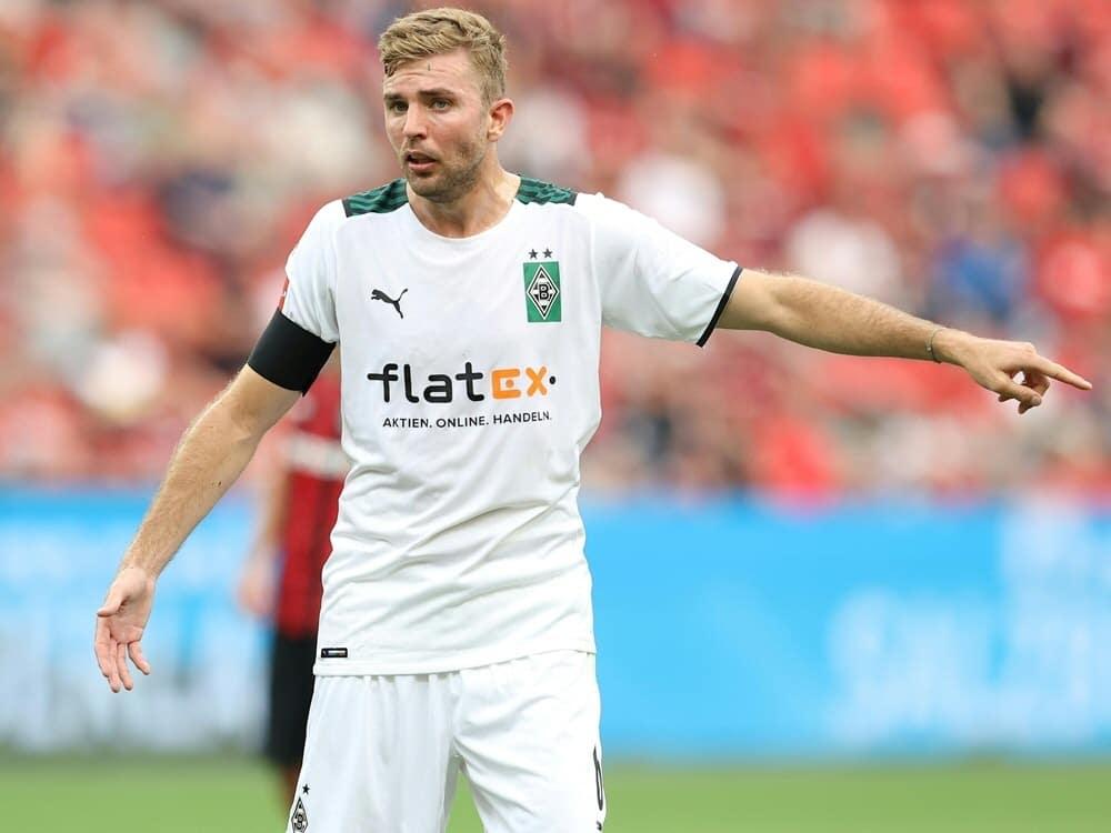 Christoph Kramer fehlt der Borussia mehrere Wochen. ©FIRO/SID